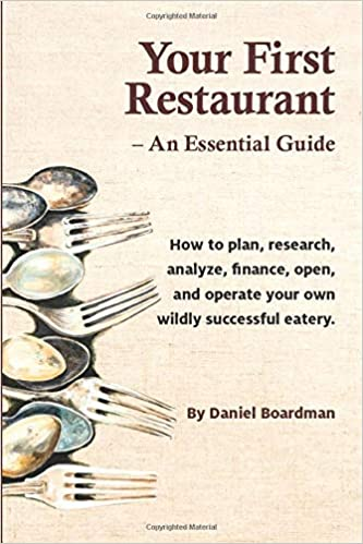 restaurant books