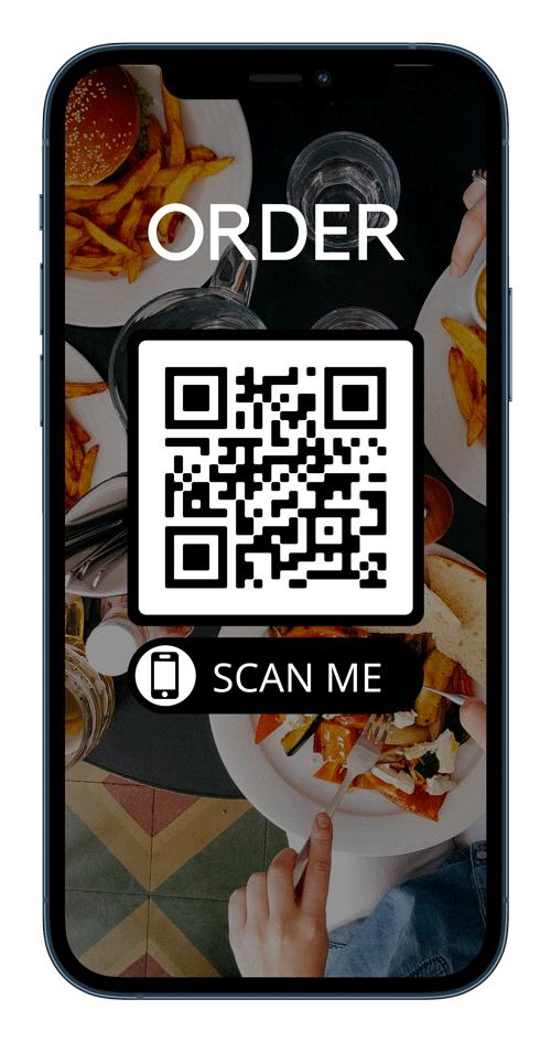 QRCode-Menu-Mobile